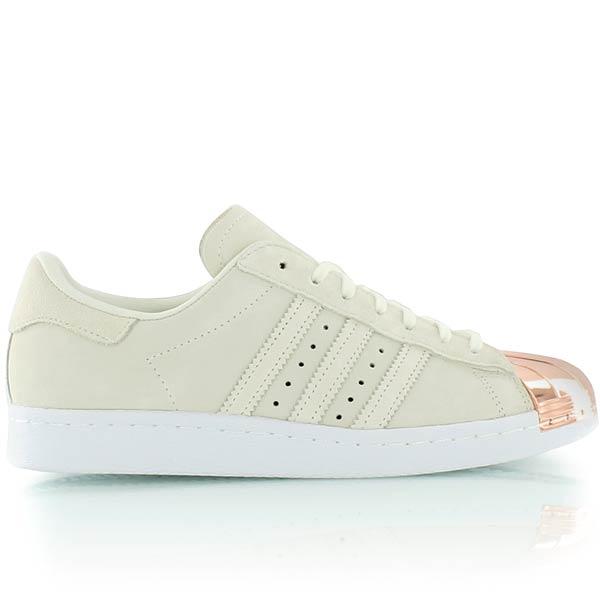 80s Cost Metal Rose 85f78 Adidas Blanc Et Basket Low 8cbc2 Toe Superstar NOX08kPnw