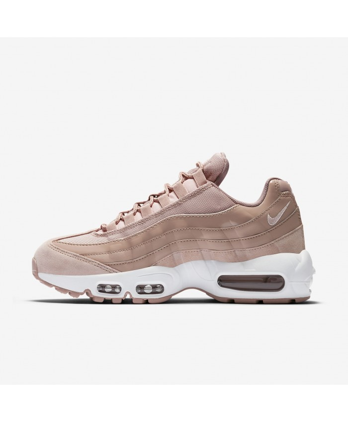 air max 95 rose pale pas cher,Nike Air Max 95 OG Femme Rose