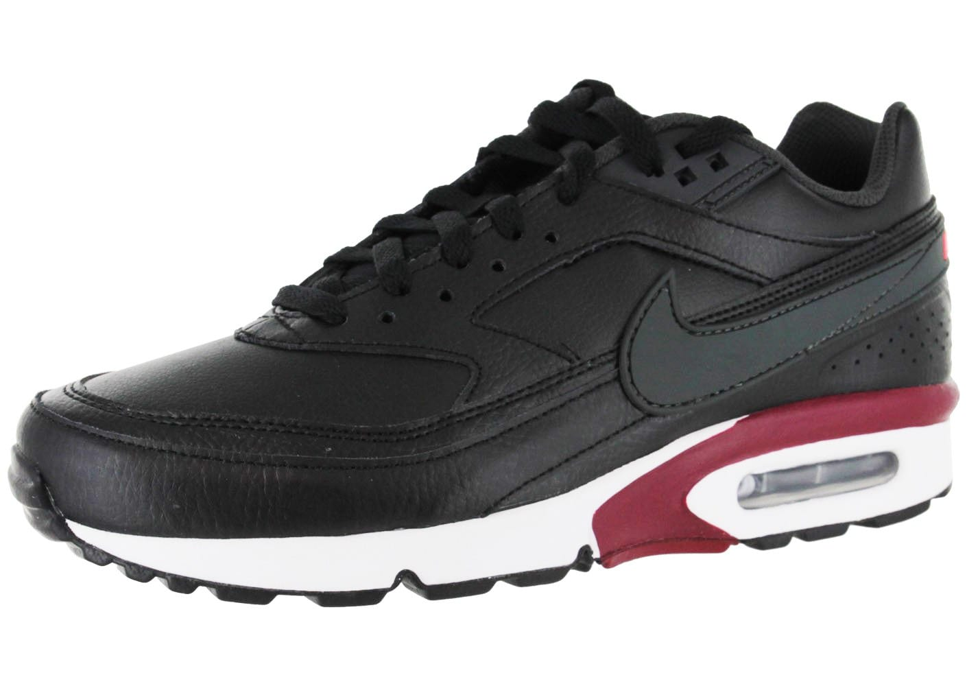 air max bw noir cuir,Cliquez pour zoomer Chaussures Nike Air
