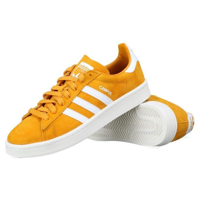 basket adidas jaune,Basket Adidas Campus Bz0088 Jaune