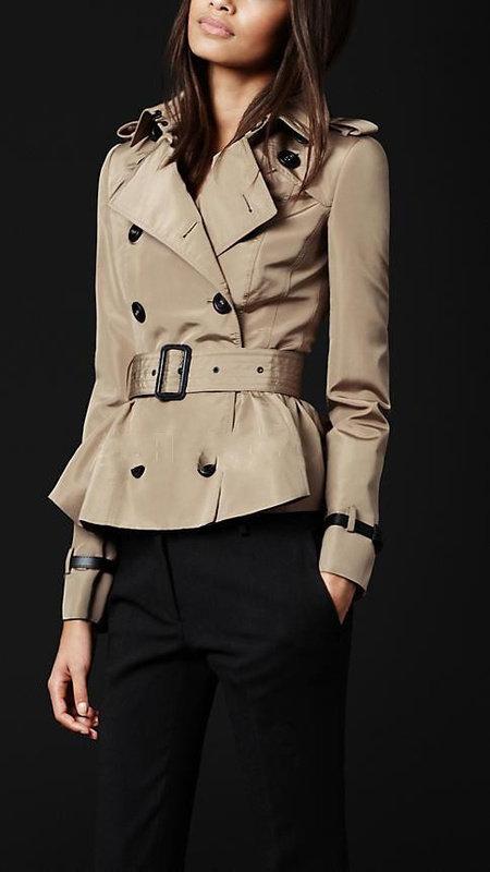 Veste veste Burberry Pas Populaire Pour Femme Cher Femmes rqS4Xwgrx 091804201b4